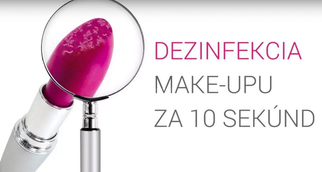 Ako dezinfikovať svoje makeup produkty