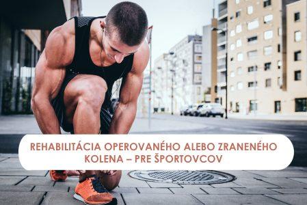 koleno pre športovcov
